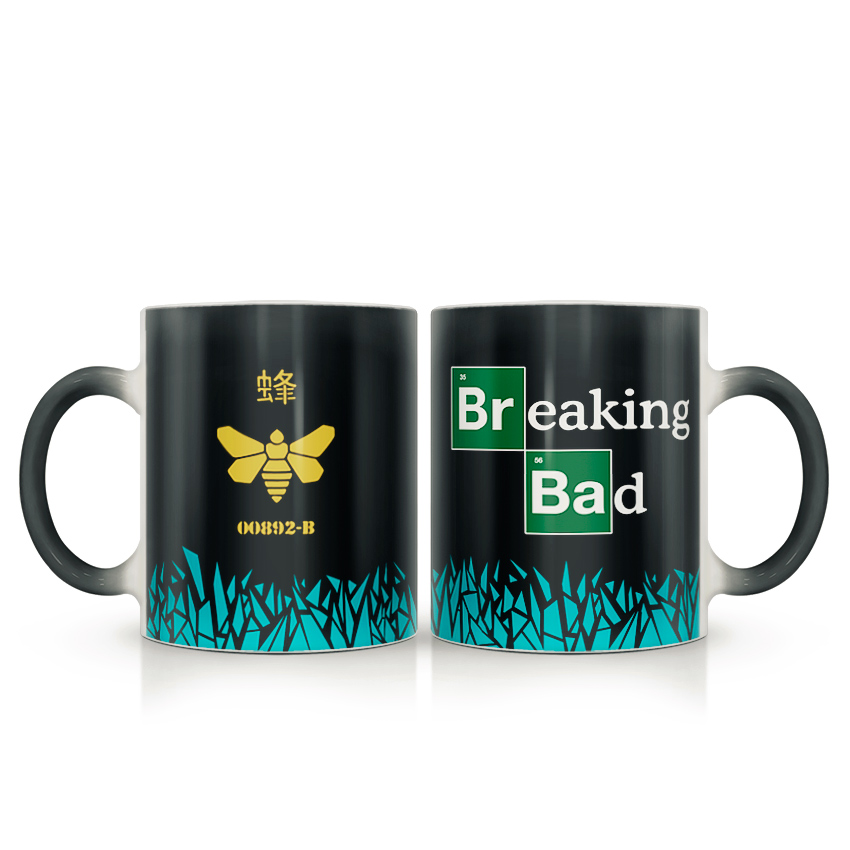 Breaking Bad Taza Mágica